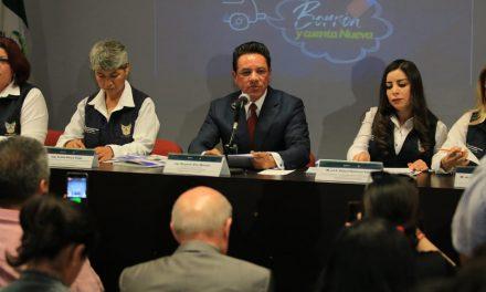 Presentan programa «Borrón y Cuenta Nueva»