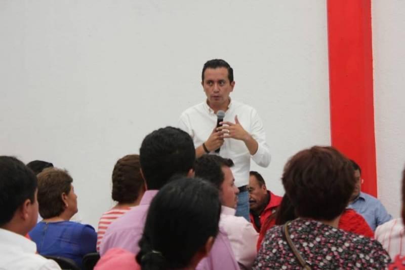Núñez Vizzuet trabajará para todos los sectores