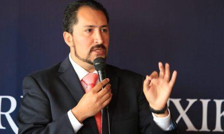 Salvador Franco, aspirante a encabezar CDHEH