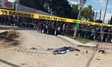 Pareja señalada de «robachicos», quemada en Santa Ana Ahuehuepan