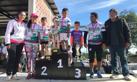 Serial atlético en Santiago Tulantepec