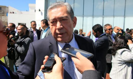 Descartan intervención del gobierno estatal en conflicto del Congreso