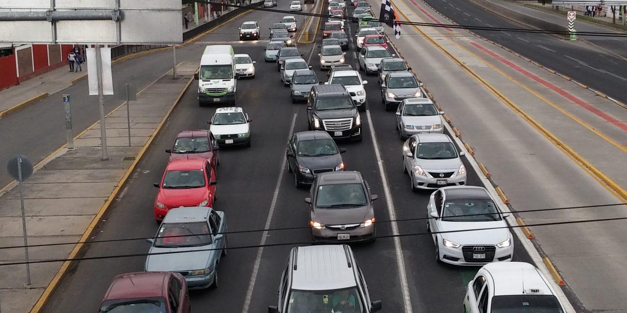 Vehículos de Hidalgo no podrán circular en CDMX de martes a jueves, desde 2020