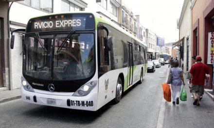 El gobierno estatal seguirá operando el Tuzobús