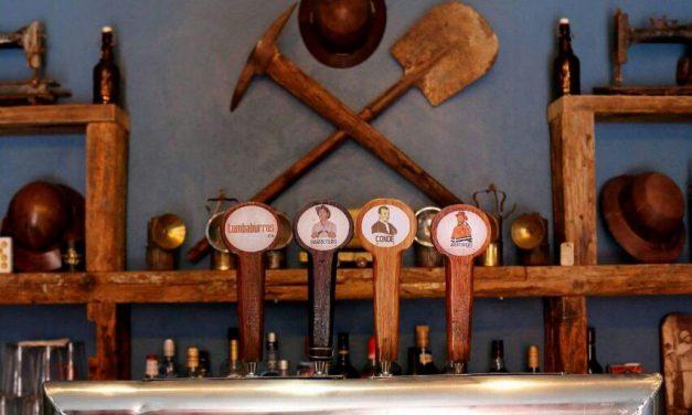 La Vizcaína, cervecería artesanal de Real del Monte