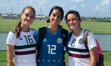 Tres tuzas en semifinal Sub 15 de Concacaf