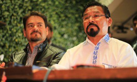 Cipriano Charrez se pronuncia en contra de fracking