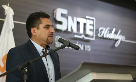 Reforma educativa fue mal planteada, afirma líder del SNTE