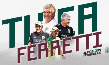 «Tuca» Ferretti, director técnico interino de la Selección Mexicana