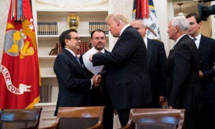Acuerdo comercial entre EEUU y México; Canadá pendiente