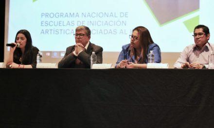 Escuelas asociadas al INBA promueven desarrolloartísticoen Hidalgo