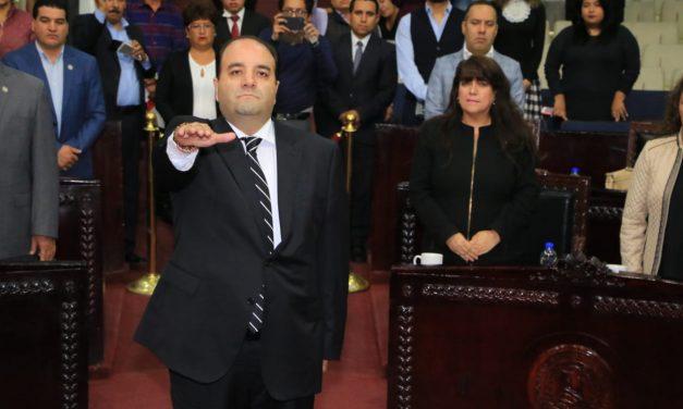 Alejandro Habib, nuevo presidente de Derechos Humanos