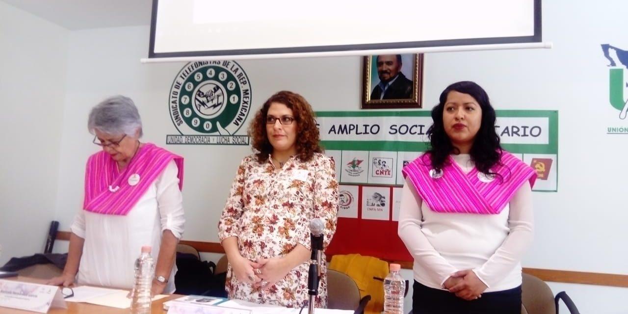 Mujeres defensoras de derechos humanos también sufren violencia
