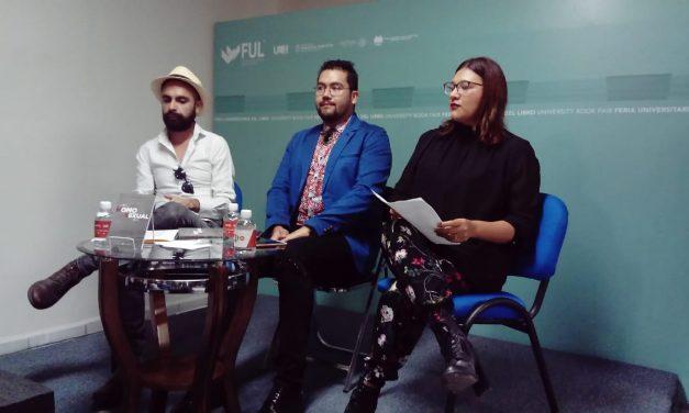 Escritor hidalguense presenta libro en la FUL