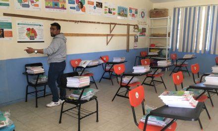 SEPH evalúa indicadores de escuelas de tiempo completo
