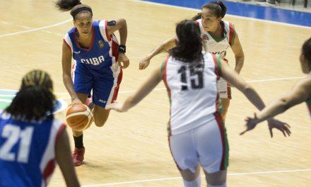 México peleará el bronce en centrobasket femenino 2018