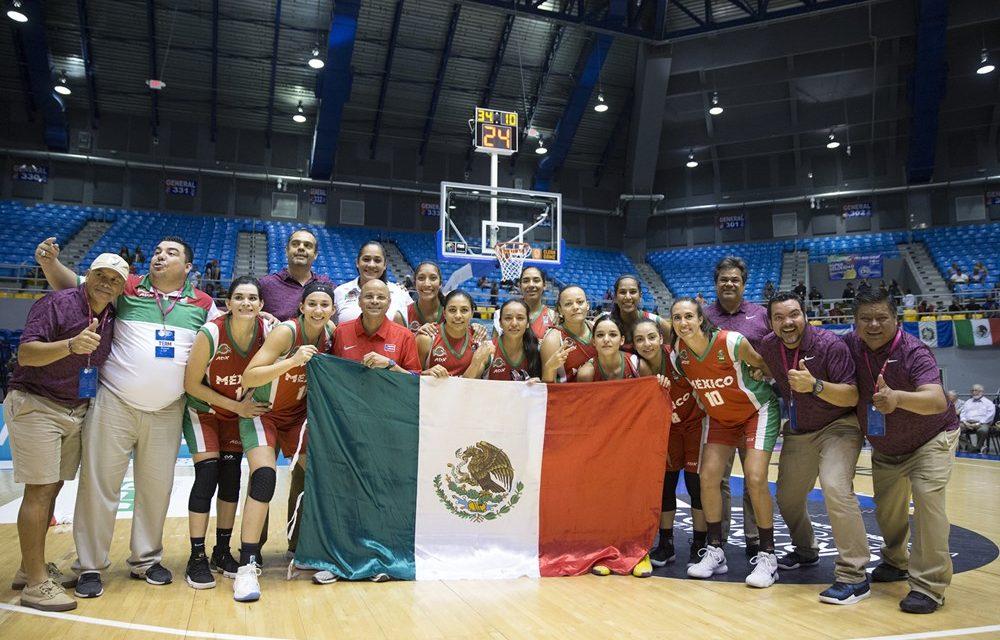 México ganó bronce en Centrobasket con Pardo