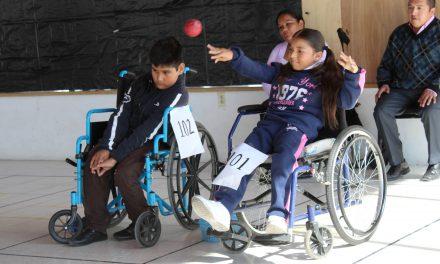 Hidalgo, listo para Paralimpiada Nacional 2018