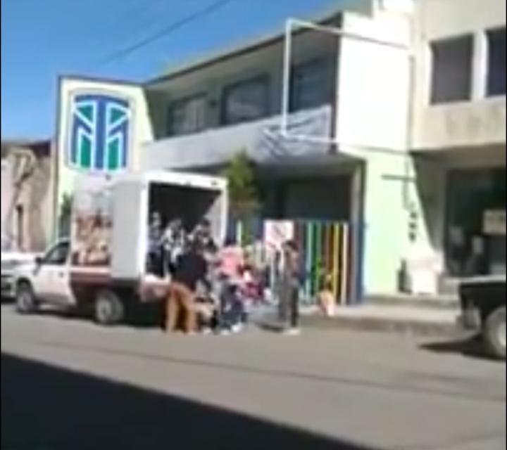 Autoridades del DIF de Apan ponen en peligro a niños del CAIC
