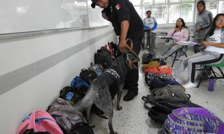 Realizan operativo mochila en Tolcayuca