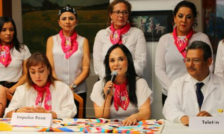 Impulso Rosa encamina esfuerzos a favor de mujeres vulnerables