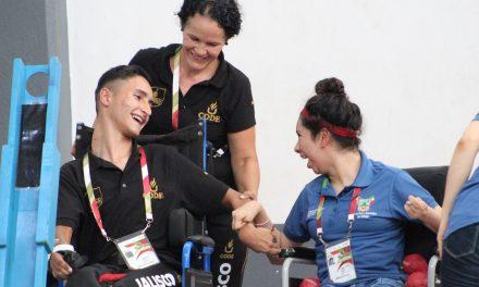 Hidalgo concluye Paralimpiada con medalla en boccia
