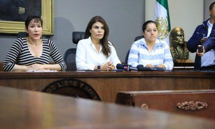 Desconocen diputados priístas a Veras como presidente