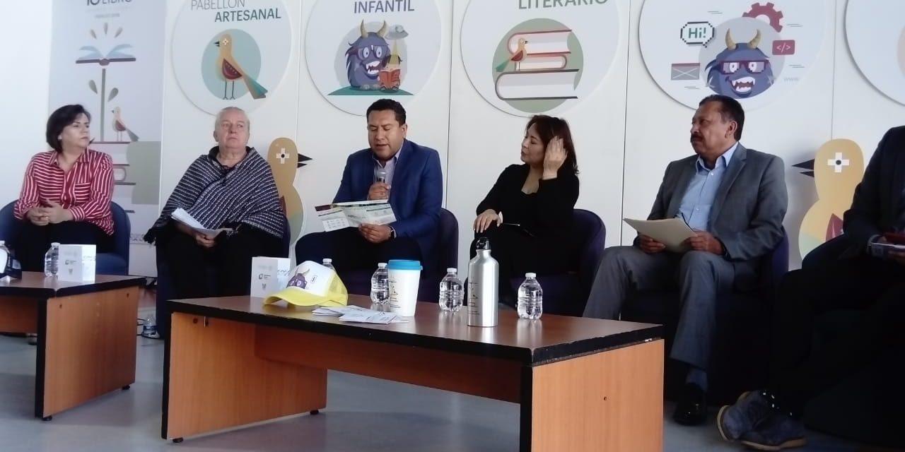 Feria del Libro 2018 deja adeudos a la Secretaría de Cultura