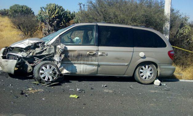 262 accidentes en carreteras federales durante 2017