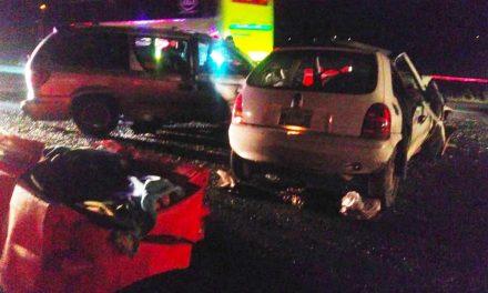 3 muertos y 5 lesionados por accidente en Singuilucan