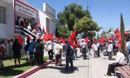 Antorcha interpone queja en CDHEH contra Yolanda Tellería
