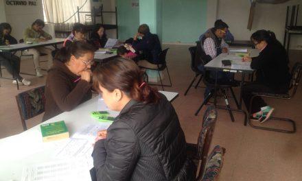 Ayuntamiento de Santiago Tulantepec se suma a la lucha contra el rezago educativo