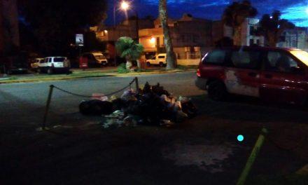 Denuncian exceso de basura en C. Doria