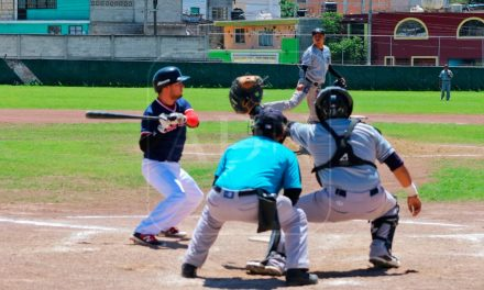 Yankees Tizayuca toma ventaja en serie de la LBH