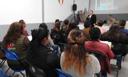 Funcionarios de Tolcayuca se capacitan en temas de valores