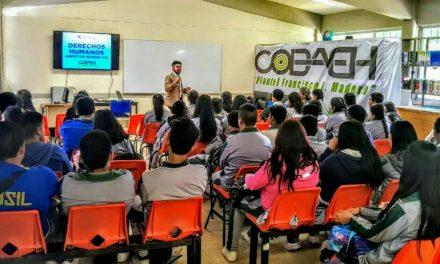 40 mil alumnos del Cobaeh fueron capacitados por la CDEH