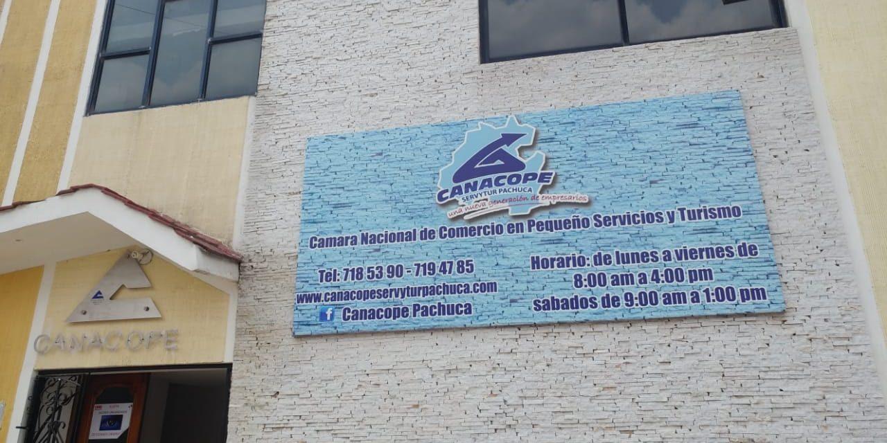 Canacope espera repunte de ventas del 30 por ciento