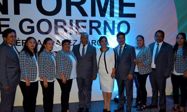 Se invirtieron 115 mdp en obras y programas en San Salvador