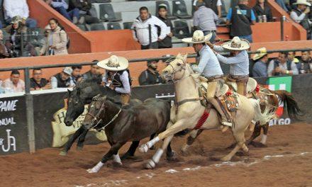 Rancho La Biznaga lidera las semifinales del Excelencia Charra