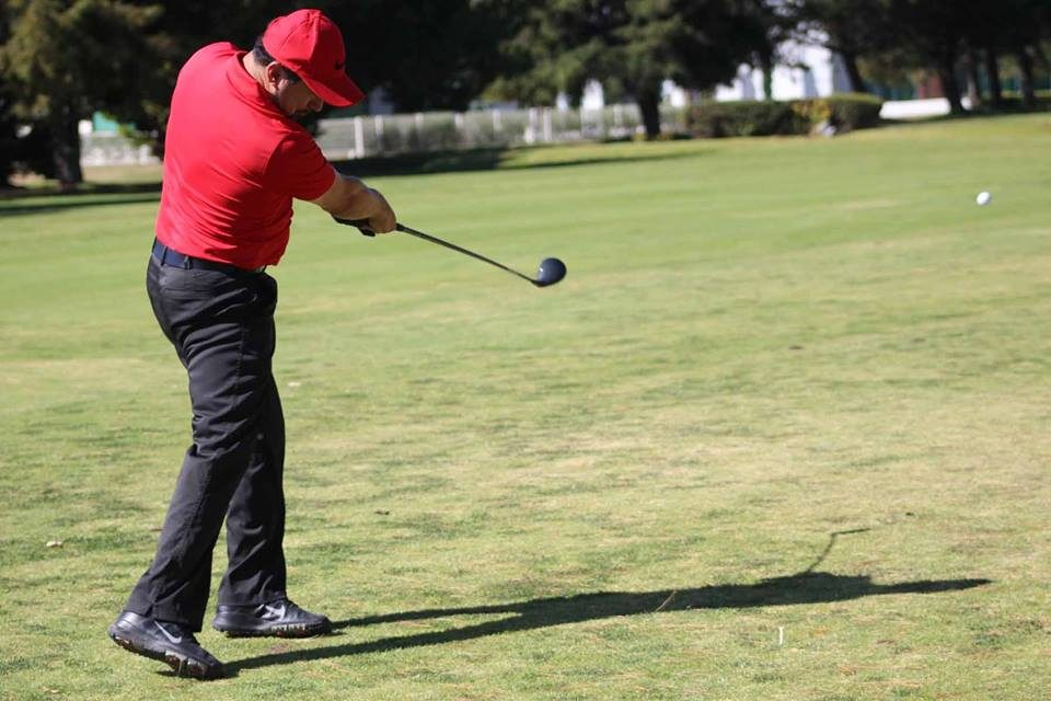 Inicia torneo Cuna del Golf