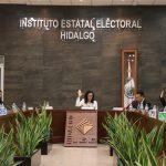 IEEH e INE adoptarán medidas sanitarias en proceso electoral