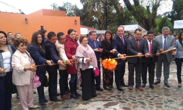 Centro Recreativo de Villa de Tezontepec dará atención a grupos vulnerables