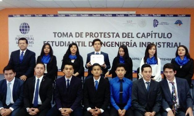 ITP conforma Capítulo Estudiantil de Ingeniería Industrial