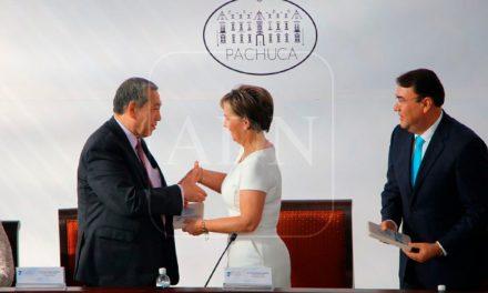 En informe, Tellería pidió apoyo para atender baches