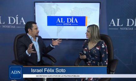 En Hidalgo, el gran problema se llama huachicol: Israel Félix