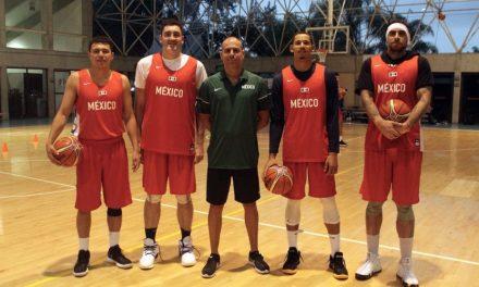 Israel Gutiérrez, rumbo a Copa del Mundo de Baloncesto