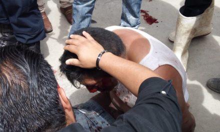 Matan a uno de los presuntos «robachicos» en Metepec