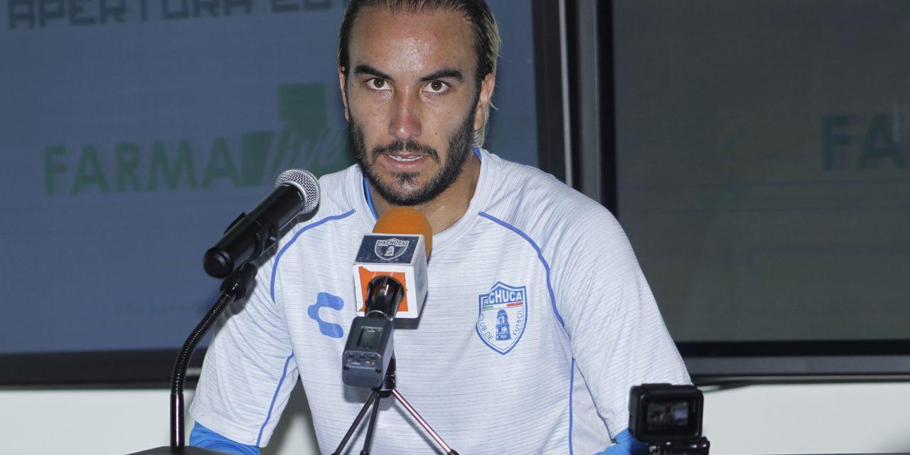 Sebastián Pérez quiere ganar todo con Pachuca
