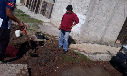 Sancionarán a quien realice tomas clandestinas de agua en Tulancingo