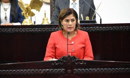 Diputada propone reforma a la ley a favor de migrantes